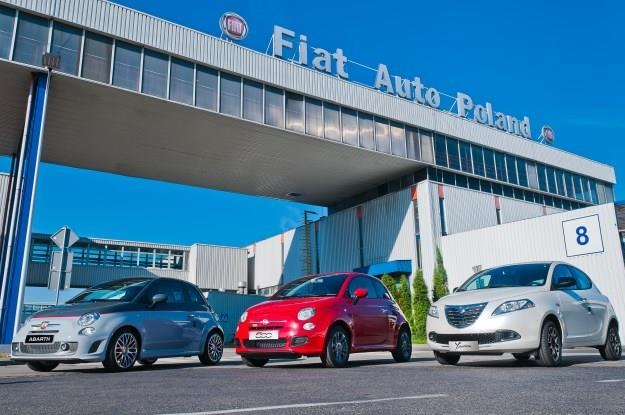 Fabryka Fiata w Tychach /