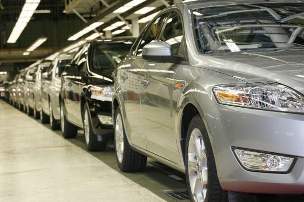 Fabryka Forda w Genk /