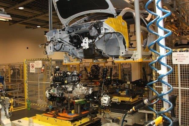 Fabryka Hyundaia w Nosovicach /