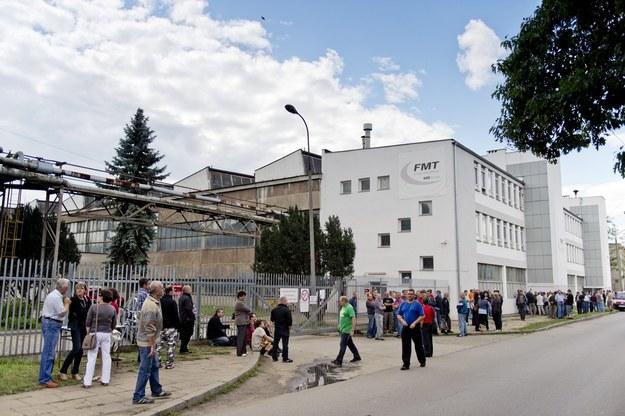 Fabryka Maszyn Tarnów zostanie zlikwidowana? /Piotr Tracz /Reporter