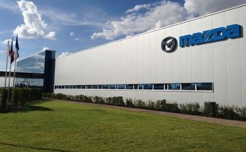 Fabryka Mazdy w Meksyku /Mazda