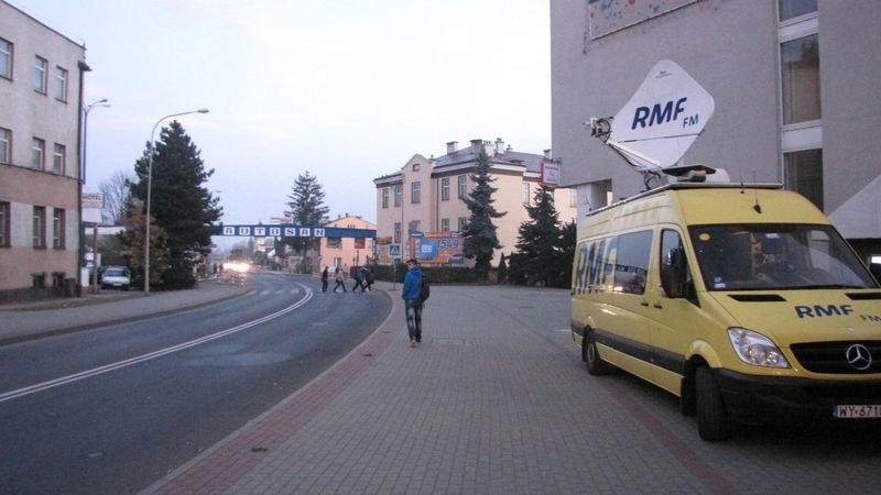Fabryka motoryzacyjna w Sanoku jest jedną z najstarszych w Polsce /Józef Polewka /RMF FM