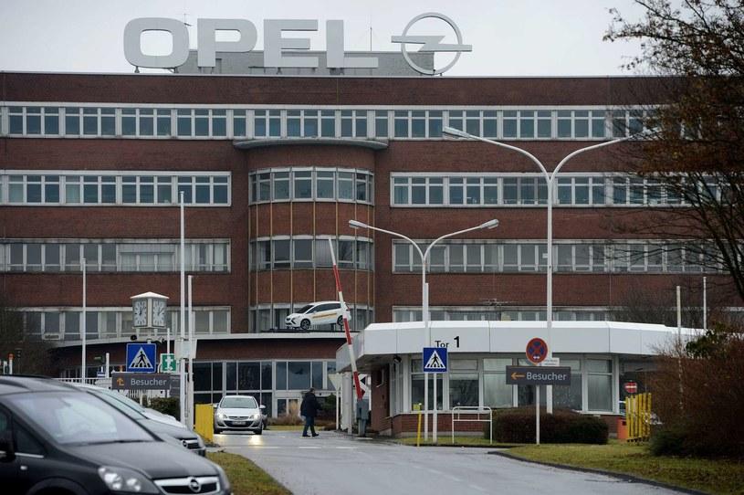 Fabryka Opla w Bochum w tym roku zakończy produkcję /AFP