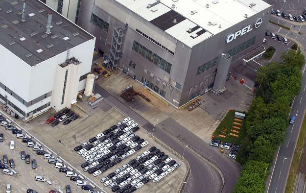Fabryka Opla w Bochum /AFP