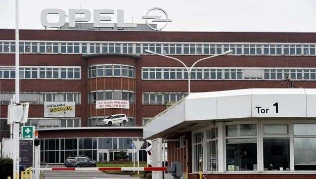 Fabryka Opla w Bochun /AFP