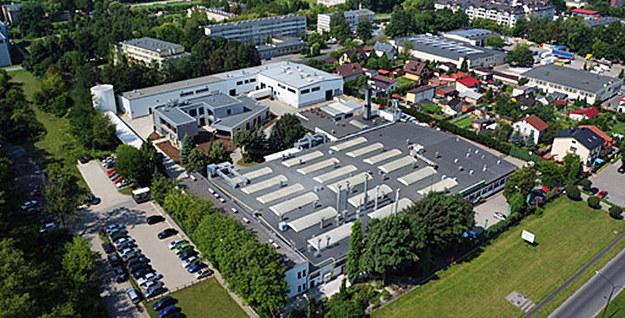Fabryka POL-SKONE w Lublinie /&nbsp