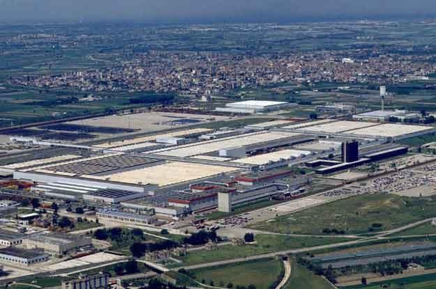 Fabryka Pomigliano d'Arco /