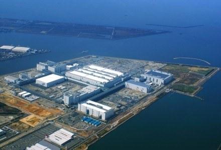 Fabryka Sharp w Sakai /materiały prasowe