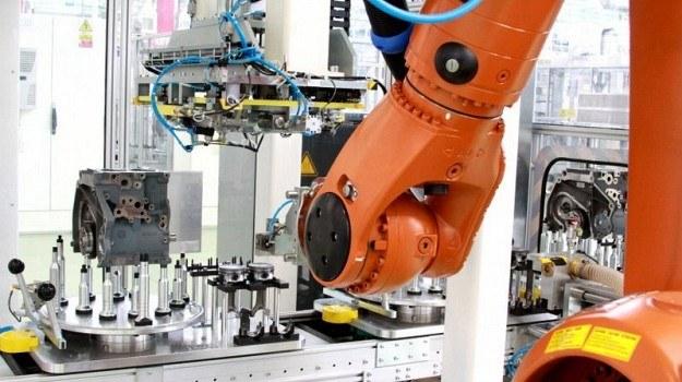 Fabryka silników Fiat Powertrain Technologies w Bielsku-Białej /Fiat