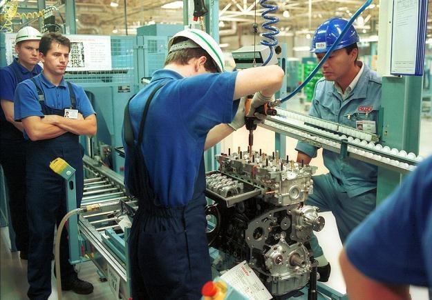 Fabryka silników w Tychach / Fot: Grzegorz Klatka /Reporter