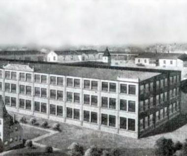 Fabryka Sukna w Rakszawie, czyli jak się w Galicji tworzyło przemysł