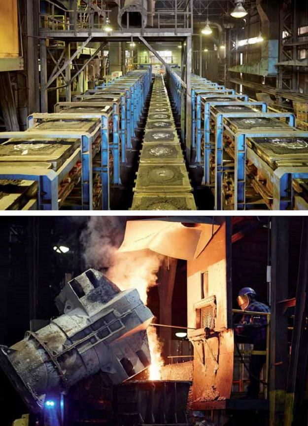 Fabryka Teksid Iron Poland w Skoczowie zmieni właściciela /Informacja prasowa