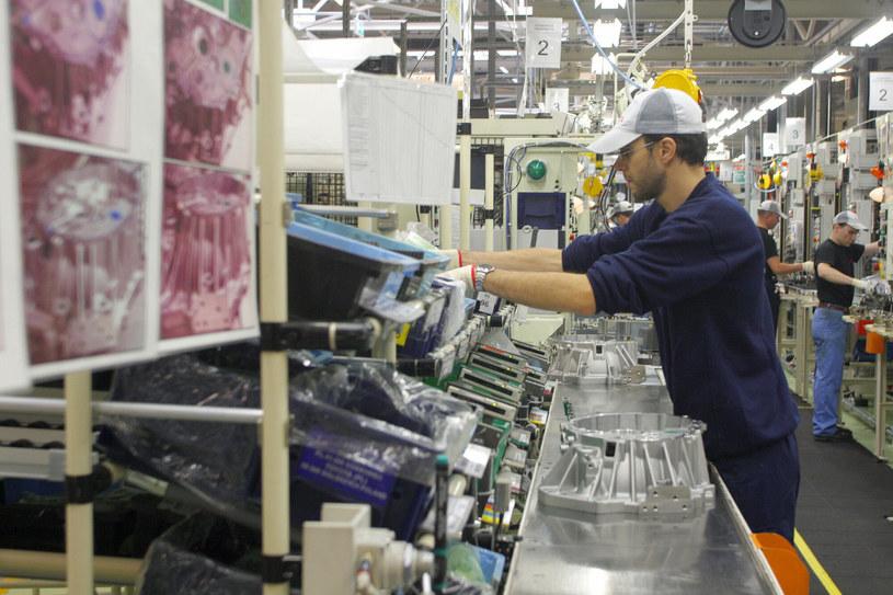 Fabryka Toyota w Wałbrzychu /Edyta Strzelec /Reporter