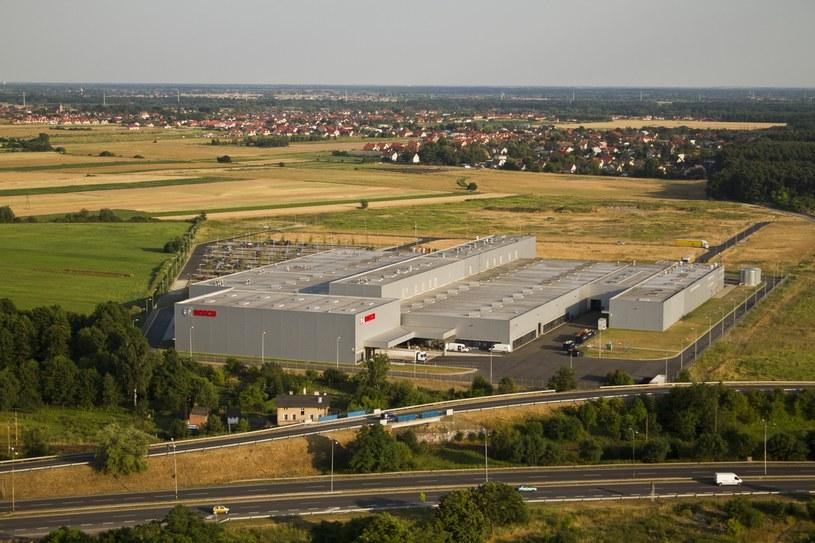 Fabryka układów hamulcowych Bosch w Mirkowie /