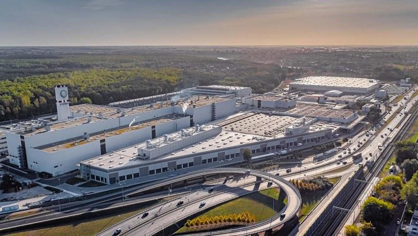 Fabryka Volkswagena nieopodal Poznania /