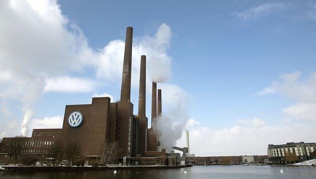 Fabryka Volkswagena w Wolfsburgu /AFP