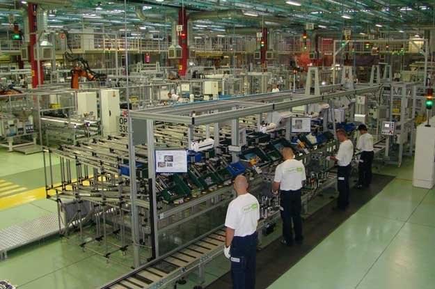 Fabryka w FPT w Bielsku-Białej /INTERIA.PL