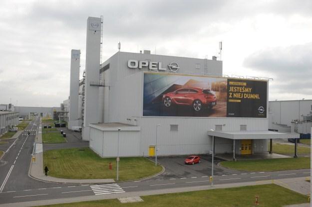 Fabryka w Gliwicach wstrzymuje produkcję /
