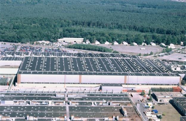 Fabryka w Kaiserslautern /