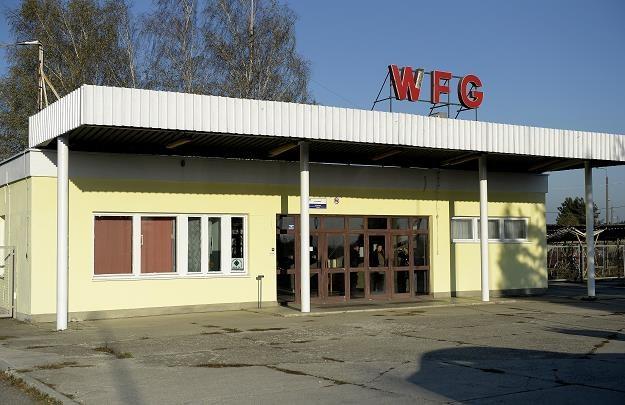 Fabryka Wagonów Gniewczyna w Gniewczynie Łańcuckiej /PAP