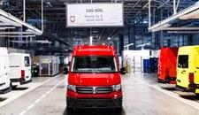 0007OED4TGSMQV54-C307 Fabryka we Wrześni wyprodukowała 100 000 aut