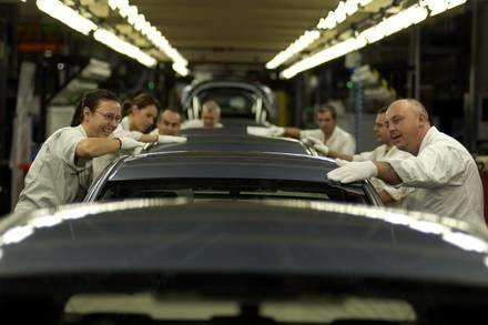 Fabryki Hondy pracują pełną parą / Kliknij /INTERIA.PL