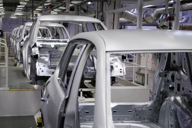 Fabryki w Europie mają zbyt duże zdolności produkcyjne /