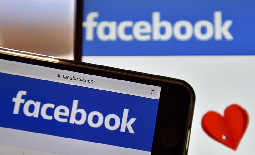 Facebook chce zapobiegać samobójstwom /AFP