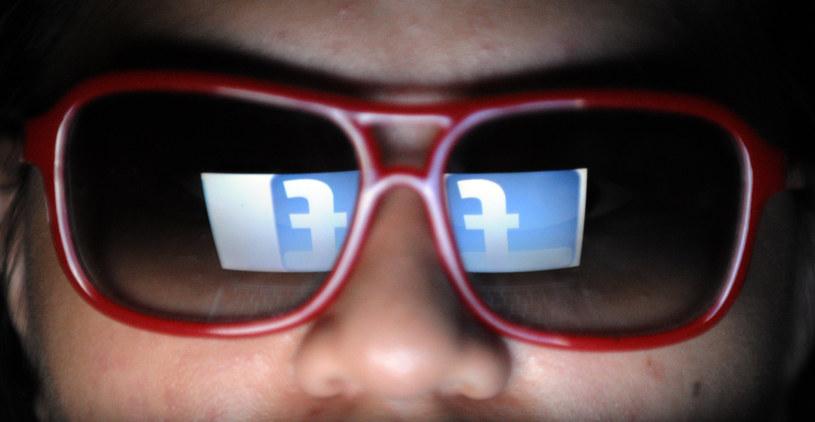 Facebook gromadzi nawet te wpisy użytkowników, które nie zostały opublikowane /AFP