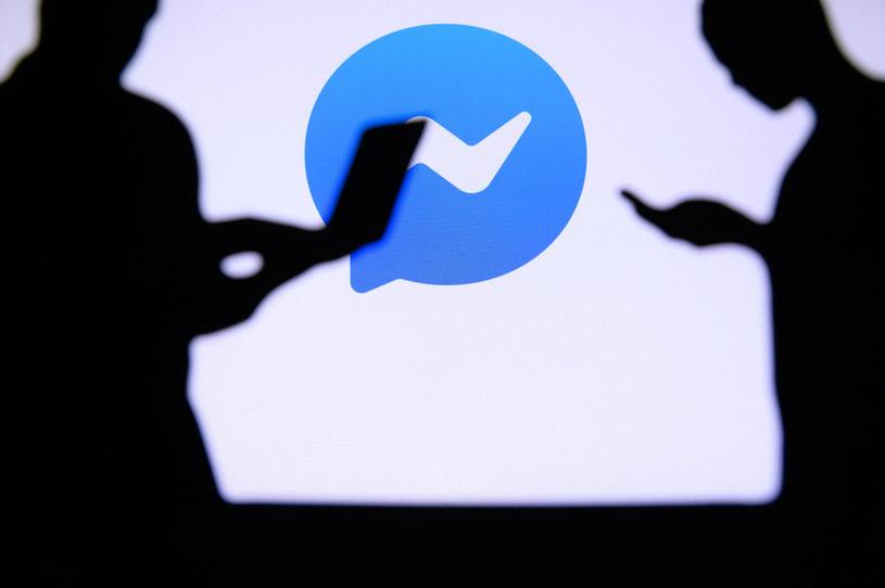 Facebook Messenger - wysyłanie wiadomości do wszystkich znajomych /123RF/PICSEL
