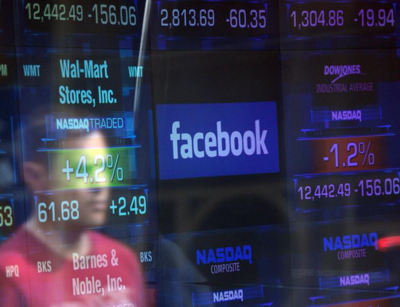Facebook może mieć kłopoty /AFP