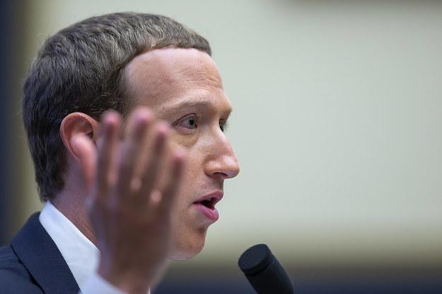 Facebook oferuje WHO darmową reklamę na walkę z dezinformacją nt. koronawirusa /ERIK S. LESSER /PAP/EPA