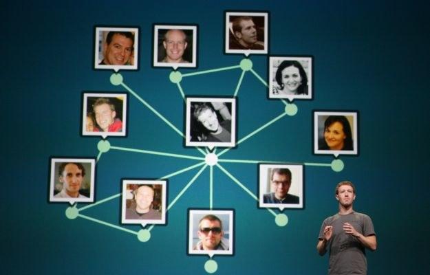 Facebook to obecnie największa baza zdjęć na świecie /AFP