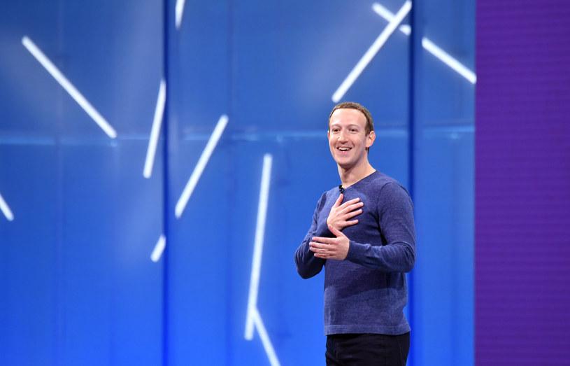 Facebook wprowadza kryptowalutę Libra /AFP