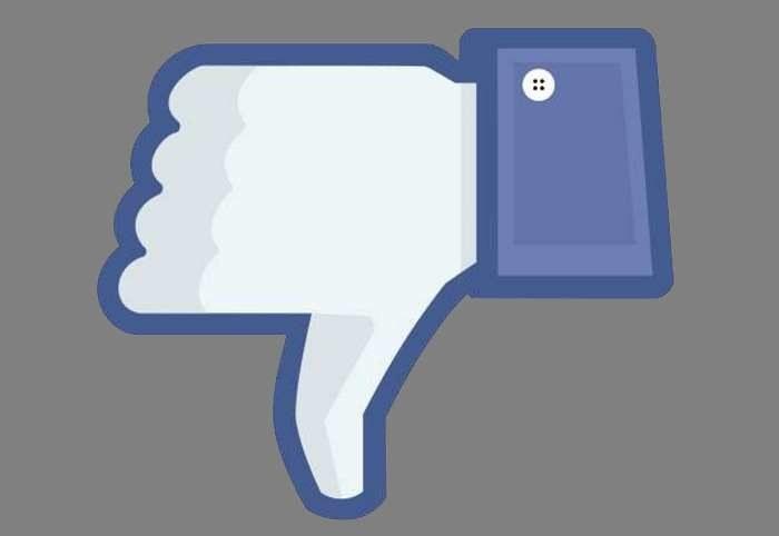 """Facebook wprowadzi przycisk """"Nie lubię tego!"""" w komunikatorze /INTERIA.PL"""