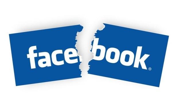 Facebook zaliczył awarię /123RF/PICSEL