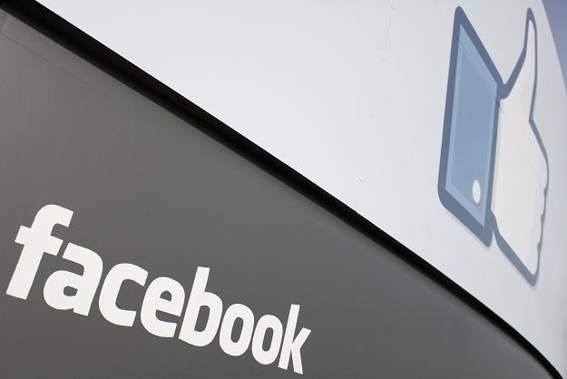 Facebook zamierza uzyskać ze sprzedaży akcji 5 mld dolarów /AFP