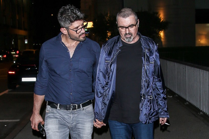 Fadi Fawaz i George Michael /East News