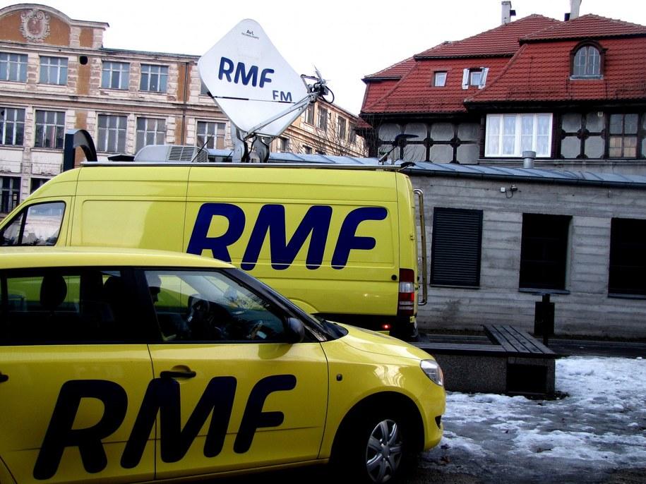 Fakty RMF FM w Kamiennej Górze /Kamil Młodawski /RMF FM