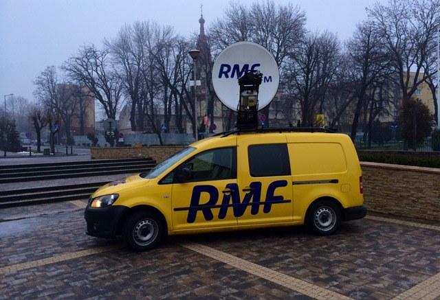 Fakty z Twojego Miasta zawitały do Hrubieszowa /Krzysztof Kot /RMF FM