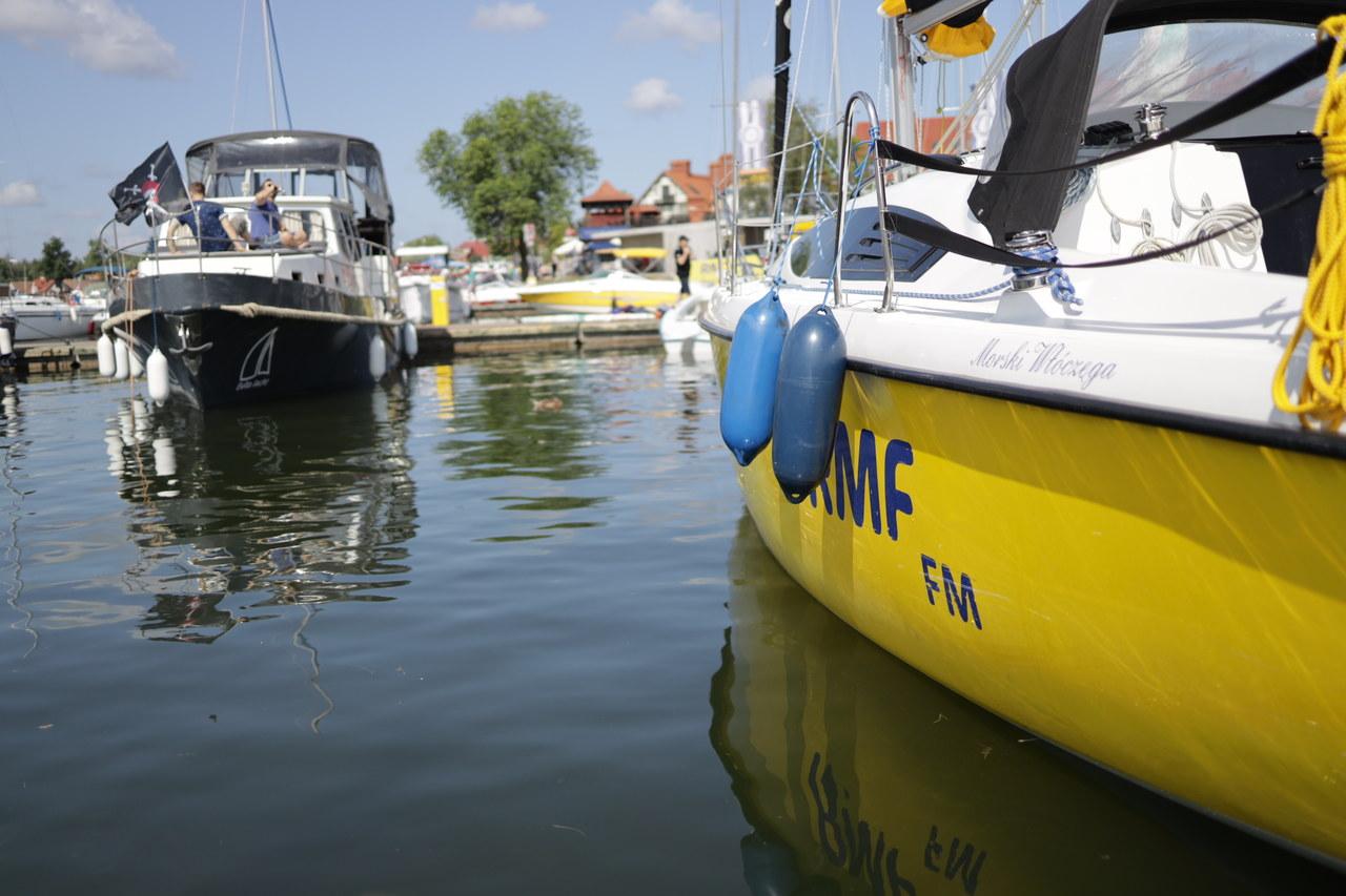 Fakty znad wody: Weekend pod żaglami z RMF FM