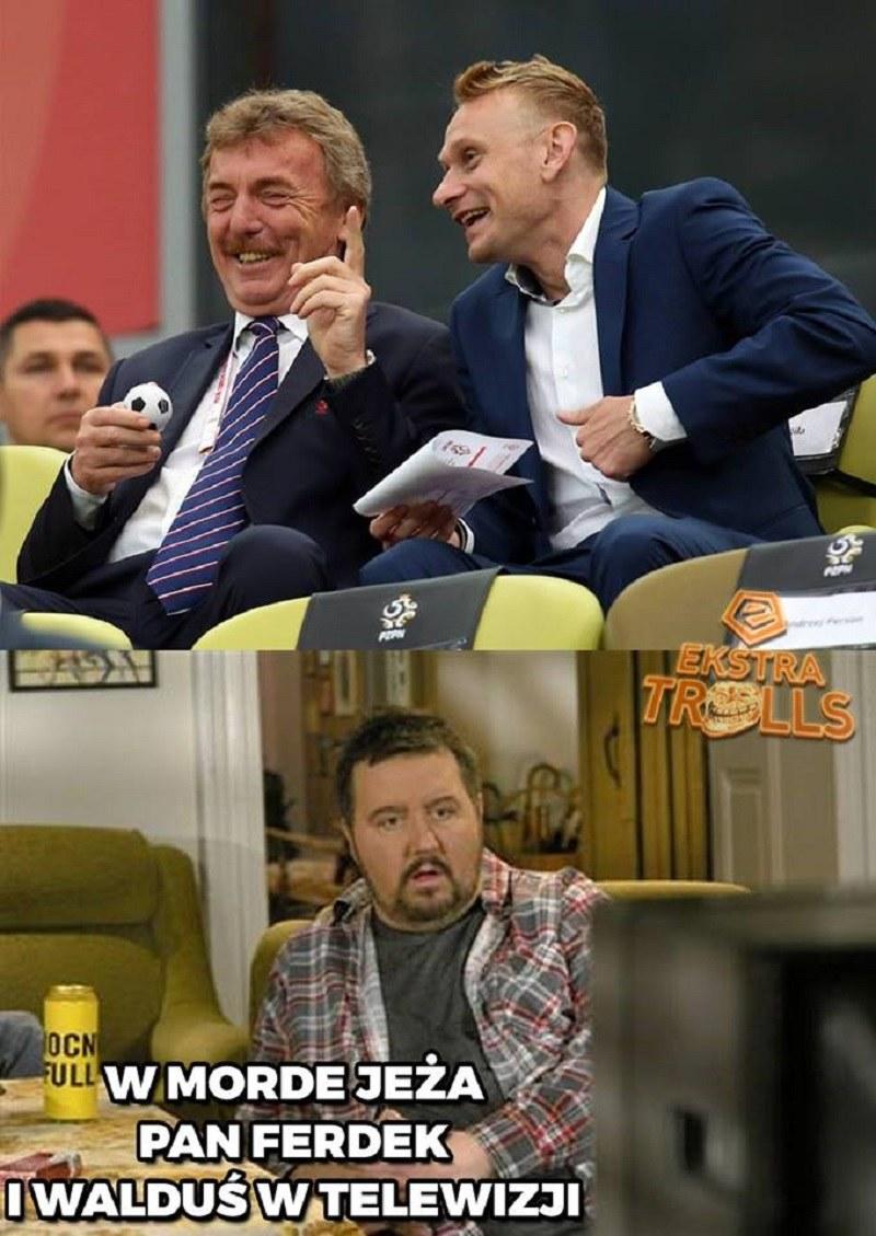 Faktycznie podobni! /Ekstraklasa Trolls /Internet