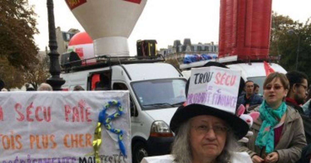 Fala demonstracji we Francji