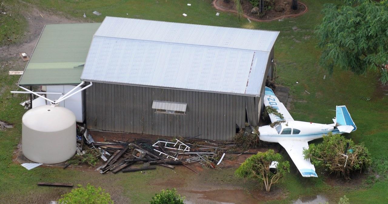 Fala powodziowa dotarła do Brisbane