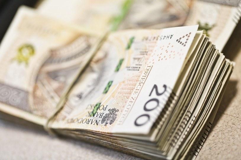 Fala przeceny papierów dłużnych dosięgnęła także inwestorów w Polsce /Piotr Jędzura /Reporter