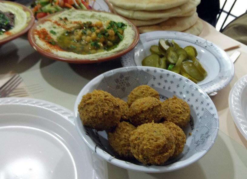 Falafel - w Izraelu pozycja obowiązkowa w menu /Styl.pl