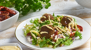 Falafele z sosem Ogórkowym