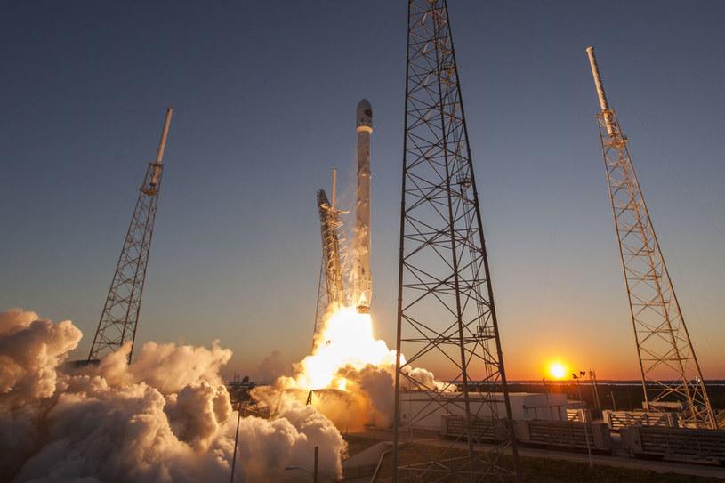 Falcon 9 eksplodował 1 września /materiały prasowe