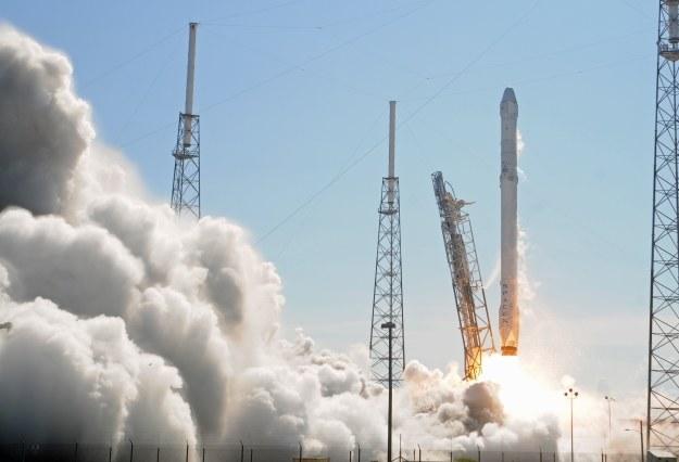 Falcon 9 /AFP