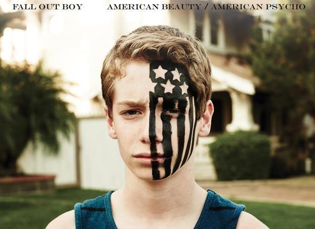 Fall Out Boy granie na poprockową, radiową nutę opanowali na swojej najnowszej płycie do perfekcji /